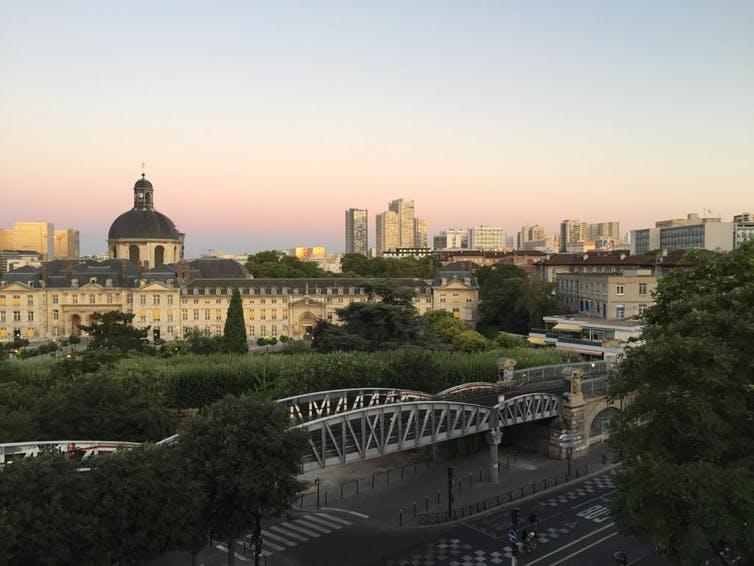 Hôpital de la Salpétrière, Paris